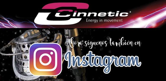 Cinnetic Instagram